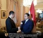 Federico Franco. TW. Entrevista CNN